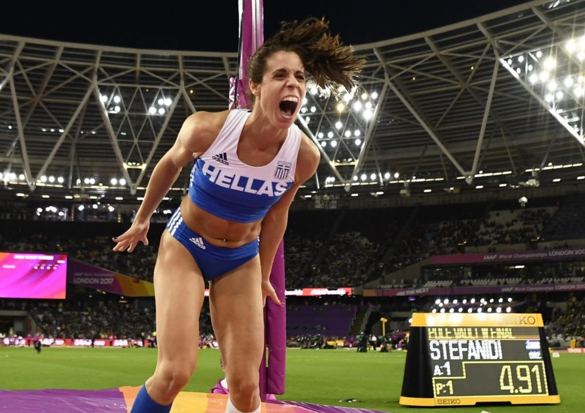 Στεφανίδη: Η μοναδική Ελληνίδα με χρυσό σε Ολυμπιακούς Αγώνες, Παγκόσμιο και Ευρωπαϊκό