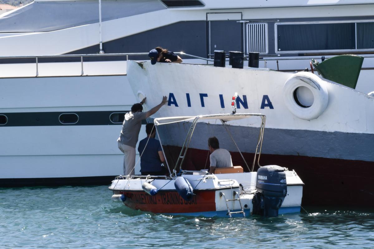 Ανατροπή στην τραγωδία της Αίγινας! Λιμενικό: Δεν απαγορεύεται το ψάρεμα στο συγκεκριμένο σημείο!