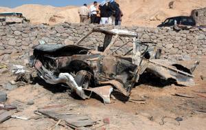 Τουλάχιστον 23 νεκροί από διπλή βομβιστική επίθεση στην Αίγυπτο