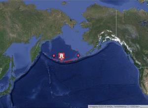 Ισχυρός σεισμός 7,8 Ρίχτερ μεταξύ ΗΠΑ και Ρωσίας