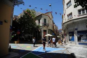 Αλλάζει το κέντρο της Αθήνας! Τέσσερις νέοι πεζόδρομοι στο Εμπορικό Τρίγωνο