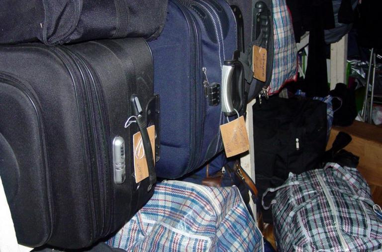 Αλεξανδρούπολη: Έκρυψαν γυναίκα μέσα στις αποσκευές!