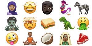 Νέα emoji έρχονται στο iPhone!