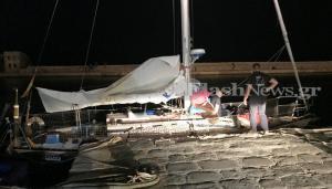 Χανιά: Οι Γερμανοί έκρυβαν στο σκάφος τους αρχαία [pics]