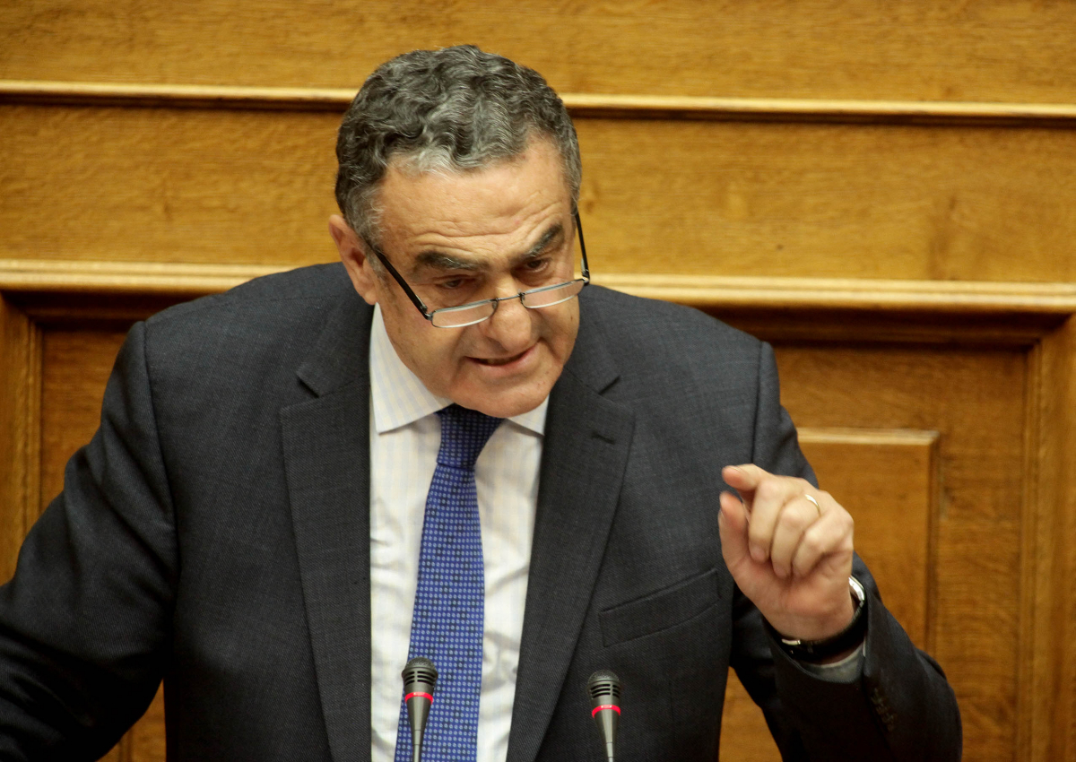 Με προσφυγή στην Δικαιοσύνη απειλεί ο Αθανασίου τον ΣΥΡΙΖΑ