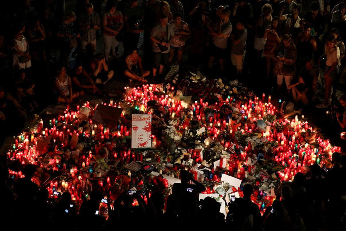 Πέθανε η Ελληνίδα που τραυματίστηκε στην τρομοκρατική επίθεση της Βαρκελώνης! Η απόφαση της οικογένειας της