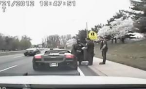 Αστυνομία σταμάτησε τον… Batman! [vid]
