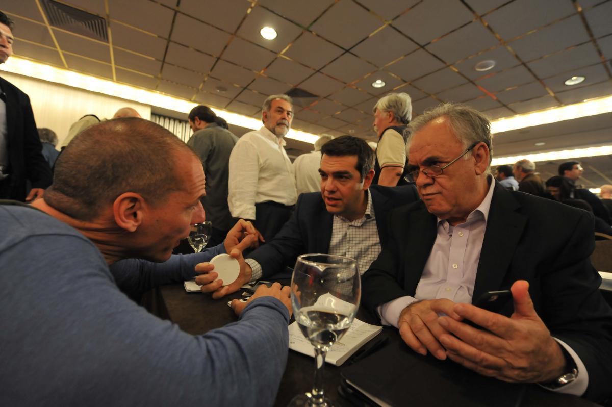 ΝΔ για Βαρουφάκη: Επιλογή του ΣΥΡΙΖΑ το Grexit – Αναγκαιότητα η Εξεταστική