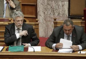 Βουλή: Άγρια κόντρα Πάνου Καμμένου – Άδωνι Γεωργιάδη για το Noor1 – Κοντονής: Θα λάμψει η αλήθεια