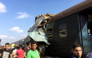 Σύγκρουση τρένων στην Αίγυπτο: 41 οι νεκροί!