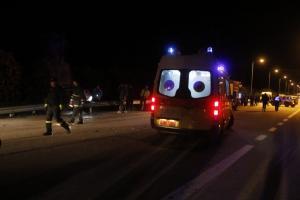 Τροχαίο στην Παλαιά Εθνική Πατρών – Κορίνθου – 7 τραυματίες, ανάμεσα τους και παιδιά