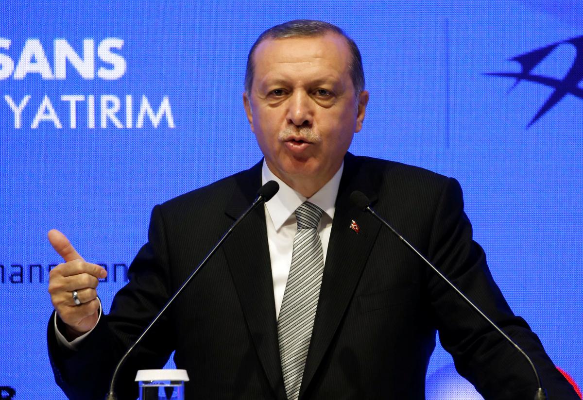 Ερντογάν σε Γερμανό Πρόεδρο: Δουλειά σου!