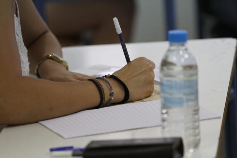 Το ποσοστό εισαγωγής σεισμόπληκτων μαθητών στην Τριτοβάθμια Εκπαίδευση
