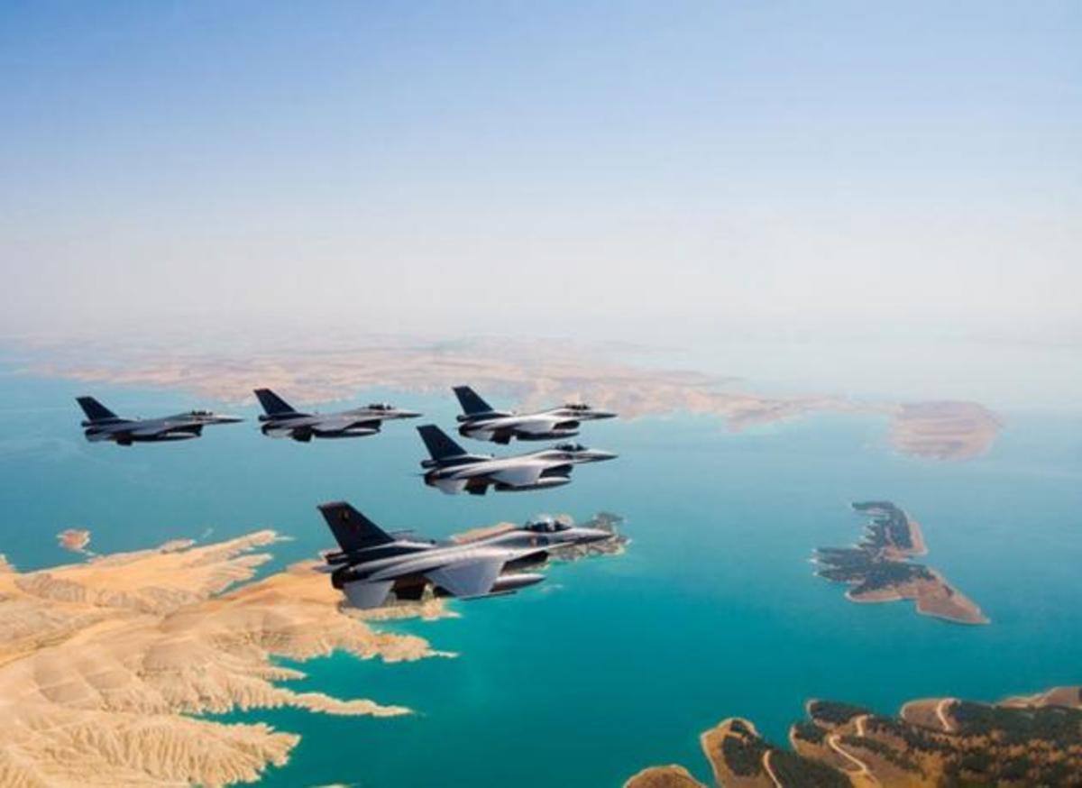 """Τουρκικές προκλήσεις: """"Ντου"""" από παντού – Νέες παραβιάσεις πάνω από το Αιγαίο"""