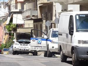 Καταδρομική επίθεση στο σπίτι του Αλέκου Φλαμπουράρη