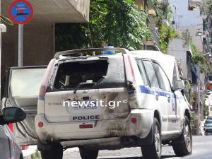 Ανάληψη ευθύνης για την καταδρομική επίθεση στο σπίτι του Φλαμπουράρη