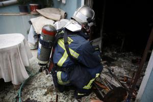 Νεκρή ηλικιωμένη από φωτιά σε σπίτι στους Αγίους Αναργύρους