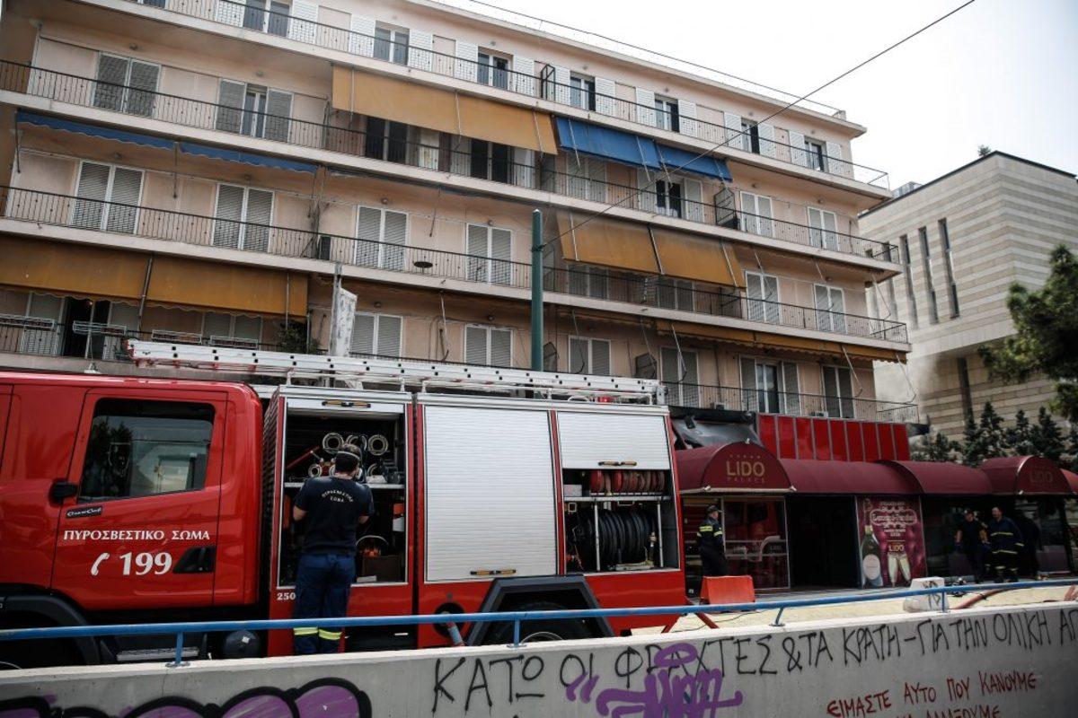 """Αποκαλύψεις για τη φωτιά σε strip-club στην Συγγρού: """"Το έκαψα για να μην το πάρουν οι τοκογλύφοι"""" [pics]"""