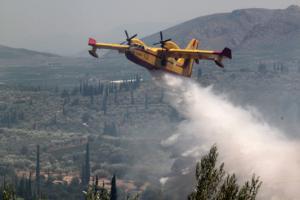 Νέος συναγερμός στην Πυροσβεστική! Μεγάλη φωτιά στην Ανάβυσσο