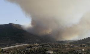 Υπό έλεγχο η φωτιά στην Κερατέα – Δεν απειλήθηκαν σπίτια
