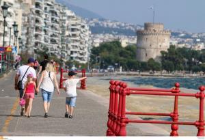 Θεσσαλονίκη: 100% πληρότητα στα ξενοδοχεία λόγω ΔΕΘ