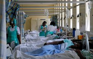 Υεμένη: Πάνω από 500.000 τα κρούσματα χολέρας