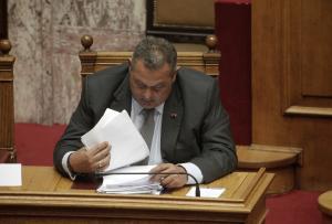 """Βουλή: """"Πόλεμος"""" για το Noor1! Καμμένος: Παρέχετε ασυλία στον Μαρινάκη – Γεωργιάδης: Βλέπετε εμπόρους ναρκωτικών;"""