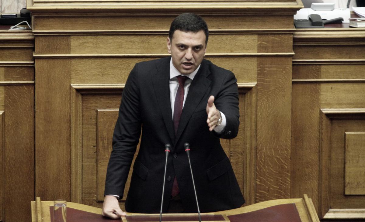 Κικίλιας: Θα έρθει στη Βουλή ο Τσίπρας για τον Καμμένο ή θα κρυφτεί;