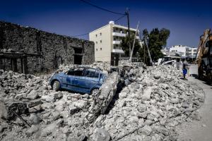 Σεισμός στην Κω: 141 κατοικίες έχουν κριθεί προσωρινά μη κατοικήσιμες