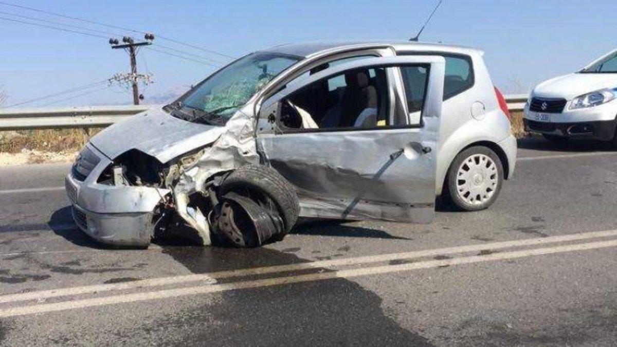 Κρήτη: Κινδυνεύει να ακρωτηριαστεί μετά το τροχαίο
