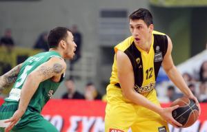 Eurobasket 2017: Ο Λαρεντζάκης στη θέση του Ντόρσεϊ!