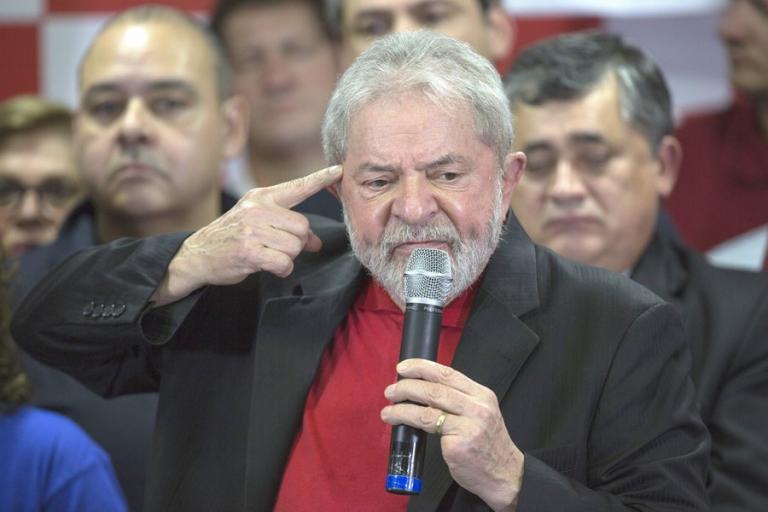 Βραζιλιάνα αφήνει μέρος της περιουσίας της στον Λούλα