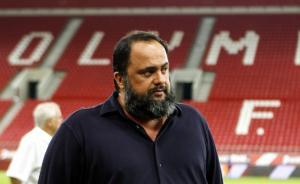 """Ολυμπιακός – Μαρινάκης: """"Η ιστορία γράφεται κόντρα σε ομαδάρες, όχι ομαδούλες"""""""