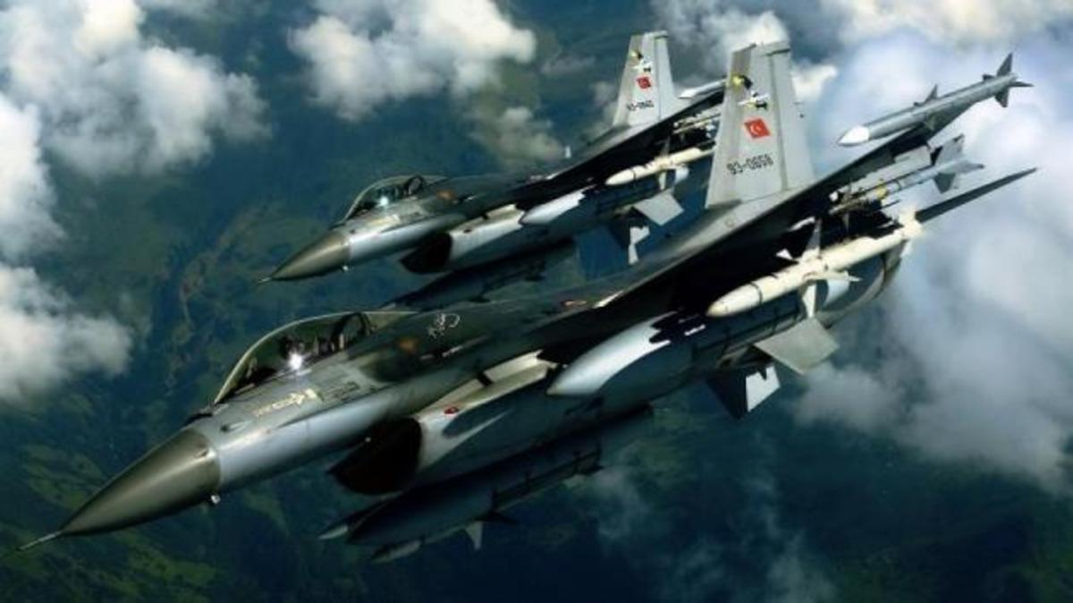 Παραβιάσεις και εμπλοκές στο Αιγαίο – Τουρκικά F-16 πάνω από τη Λεβίθα
