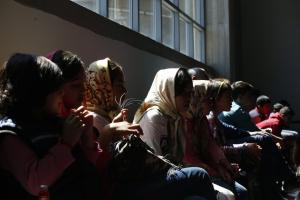 Στην »σέντρα» οι Ελληνικές Αρχές στην Λέσβο – »Λ;άθος η καταγραφή ασυνόδευτων παιδιών»