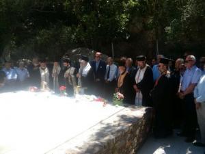 Μνημόσυνο για τις 40 ημέρες από τον θάνατο του Κωνσταντίνου Μητσοτάκη [pics]
