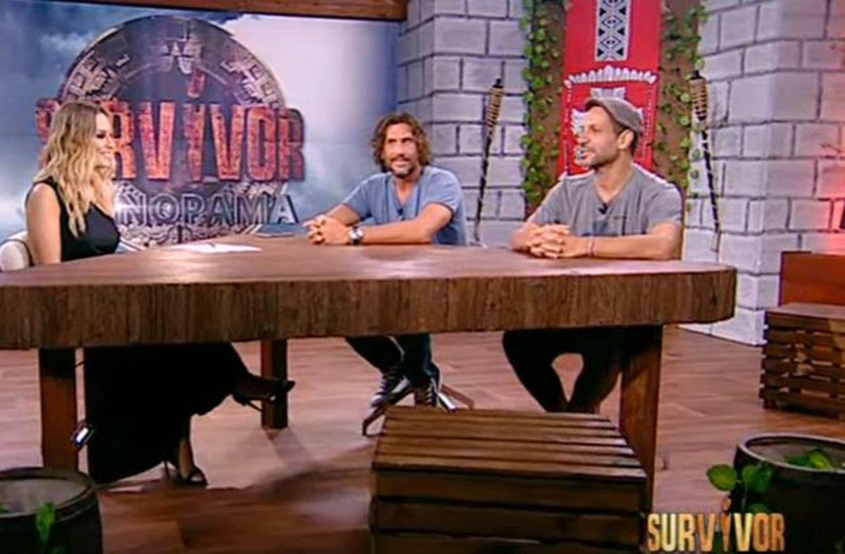 """Survivor: """"O Ντάνος δεν έχει σχέση με την Ευρυδίκη γιατί…"""" [vid]"""