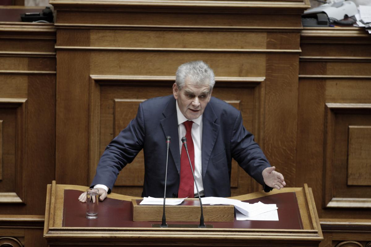 Το… βρήκε ο Παπαγγελόπουλος: Τα ΜΜΕ φταίνε για την οικονομική κρίση