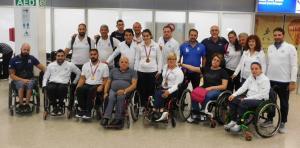 Οκτώ μετάλλια κατέκτησε η Ελληνική Παραολυμπιακή Ομάδα στο Παγκόσμιο Πρωτάθλημα του Λονδίνου!
