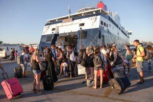 Αρχίζει η έξοδος του Αυγούστου! Έκτακτες αλλαγές σε δρομολόγια πλοίων του Πειραιά