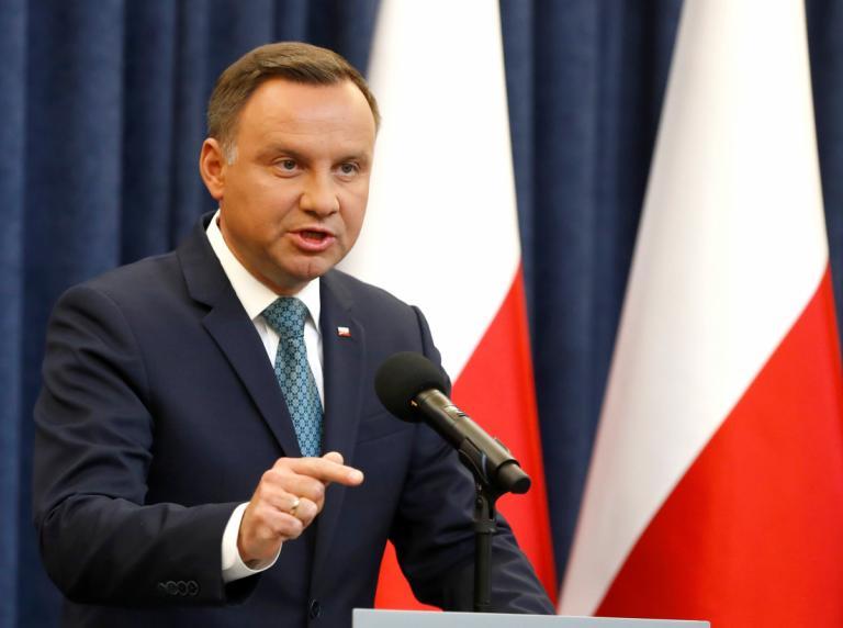 Αναβρασμός στην Πολωνία! Βέτο από τον πρόεδρο Ντούντα!