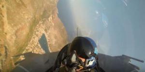 Δείτε το βίντεο της πτήσης του Αρχηγού ΓΕΕΘΑ πάνω από το Αιγαίο