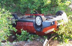Ηράκλειο: Αυτοκίνητο έπεσε σε γκρεμό από απίστευτο λάθος οδηγού – Έλυσε ο ίδιος το μυστήριο [pic]