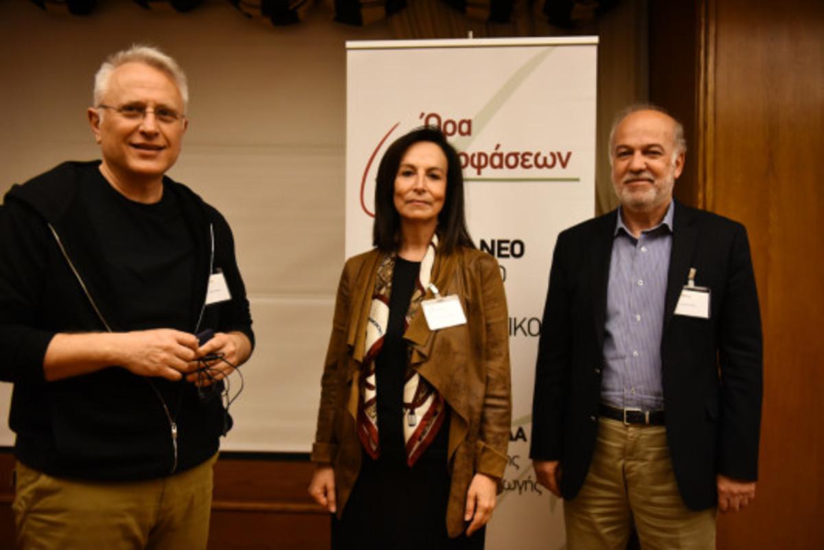 """Συνέδριο ΔΗΣΥ: Το """"ναι"""" στην Γεννηματά οδήγησε στην διαγραφή του Ραγκούση"""
