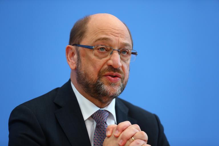 """Γερμανία: """"Όλα τα ενδεχόμενα ανοιχτά"""" δηλώνει τώρα ο Σουλτς για τον σχηματισμό κυβέρνησης"""