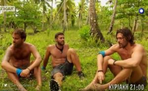 """Τρέιλερ Survivor: Ποιος θα κερδίσει μια θέση στην """"αγία"""" τριάδα"""