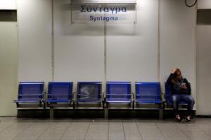 Πανικός στο Σύνταγμα: Άντρας περπατούσε στις γραμμές του μετρό
