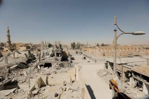 Συρία: Πέντε νεκροί από ρουκέτα στην Δαμασκό