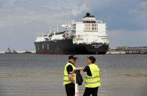 Δεξαμενόπλοιο που μετέφερε 38.000 τόνους βενζίνη συγκρούστηκε με φορτηγό πλοίο