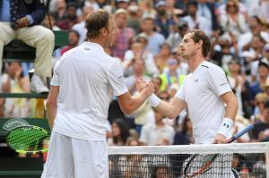 Wimbledon: Μεγάλη έκπληξη! Αποκλείστηκε ο Μάρεϊ